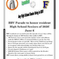Celebrating High School Seniors