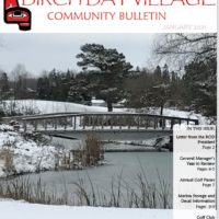 January Bulletin NOW ONLINE!