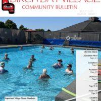 July Bulletin online