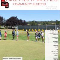 August Bulletin Online