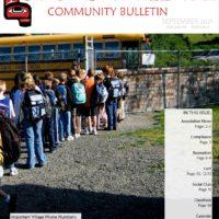 September Bulletin Online